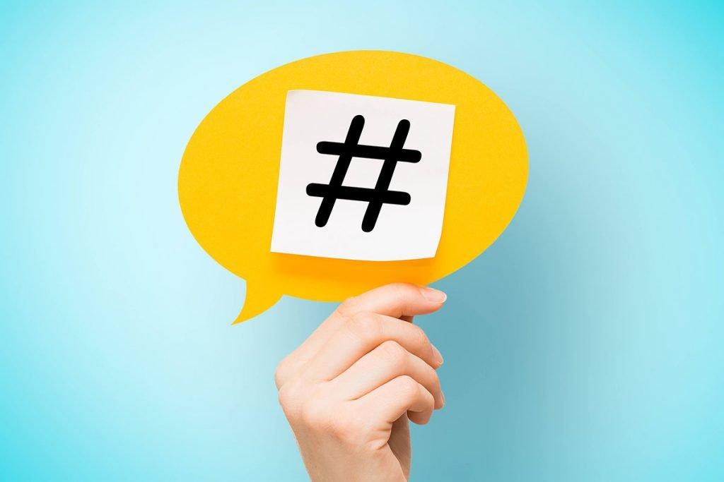 Hashtag Blog Post
