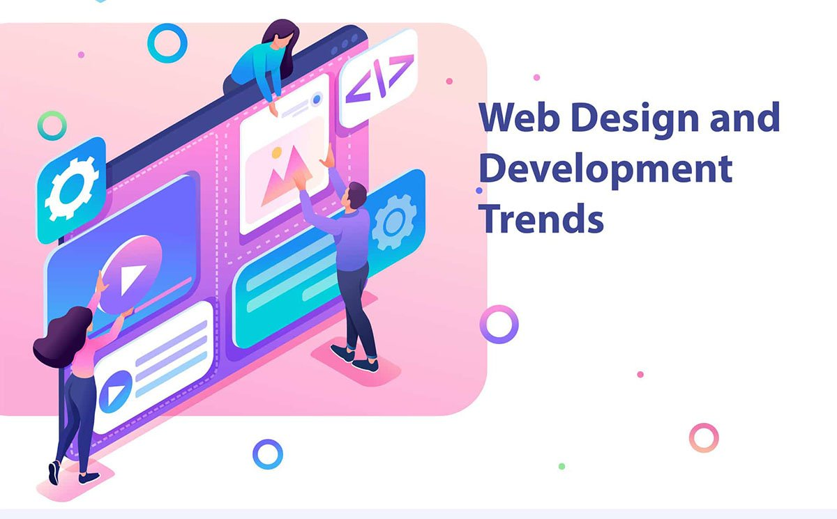 web design trends 2020