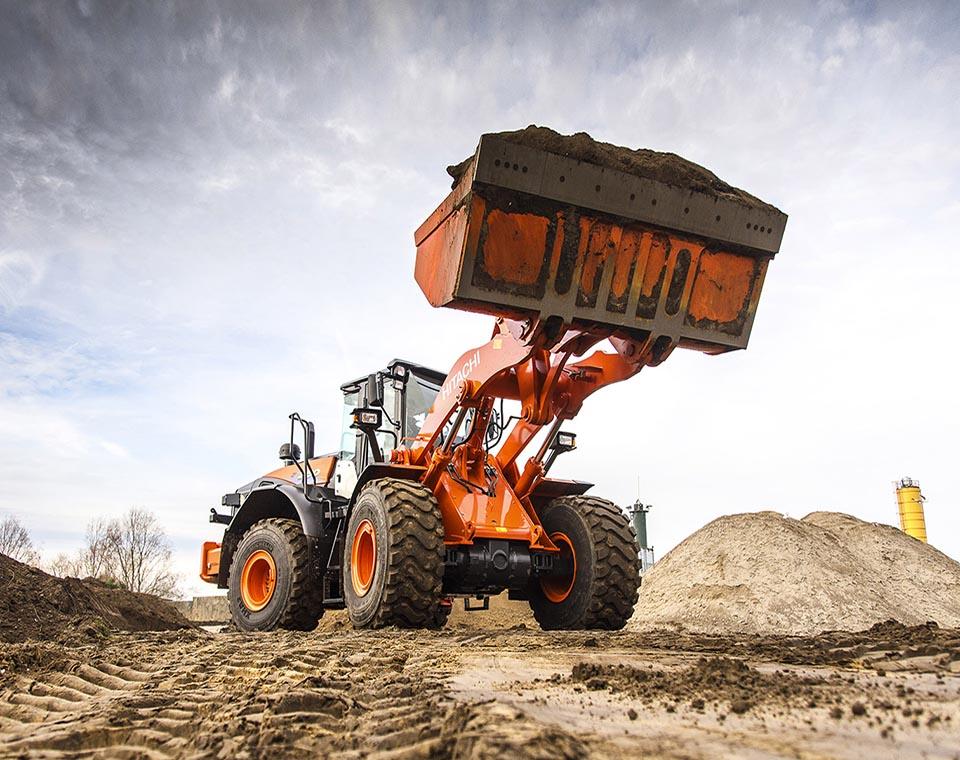 unitrak machinery web design