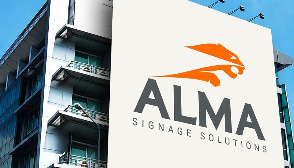alma signs website project featured